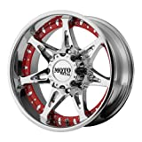 Moto Metal MO961 Wheel with Chrome Plated Finish (18x9'/5x114.3mm)