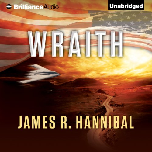 Wraith audiobook cover art