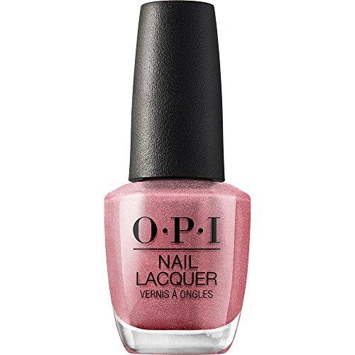 OPI Nail Laquer - Esmalte Uñas Duración de hasta 7 Días, Efecto Manicura Profesional