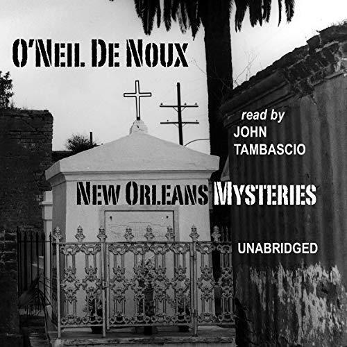 New Orleans Mysteries  By  cover art