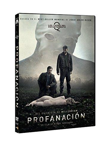Profanación (Departamento Q) [DVD]