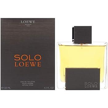 Loewe Solo Loewe Cedro Eau de Toilette Vaporizador 100 ml: Amazon.es: Belleza