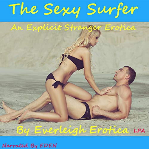 The Sexy Surfer audiobook cover art