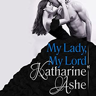 My Lady, My Lord audiobook cover art