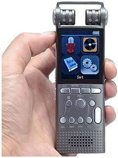CFTGB Digitaal dicteerapparaat, voicerecorder, 32G, digitale voice-geactiveerde recording, continue opname voor 100H, PCM ...