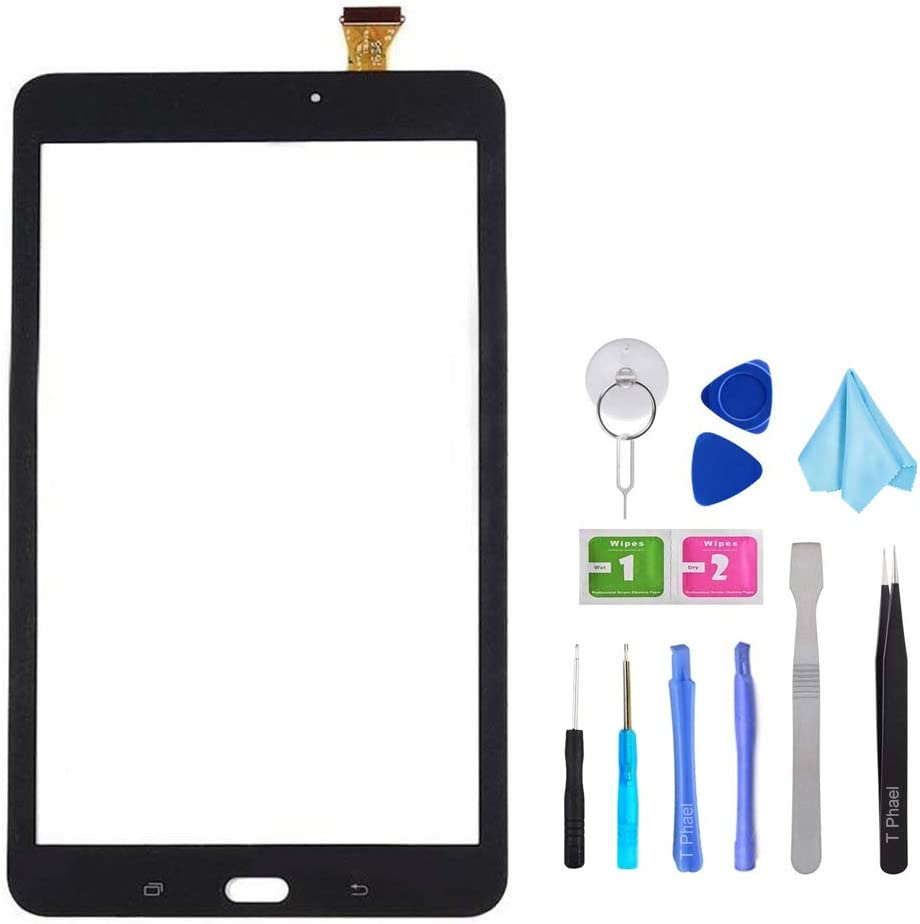 T Phael Black Touch Screen Replacement Tab Max 65% OFF Max 89% OFF for E Galaxy Samsung