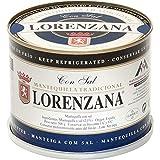 Mantequilla asturiana tradicional LORENZANA con sal.(varios formatos).Envío GRATIS 24h. (Lata de 500gr)