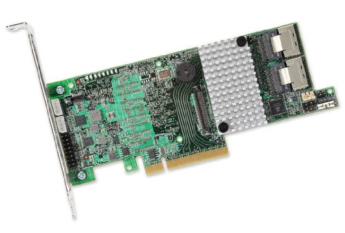 LSILogic PCIe 3.0対応 MegaRAID SAS シリーズ MegaRAID SAS 9271-4i (KIT) 日本正規代理店品 (IO1495) LSI00329