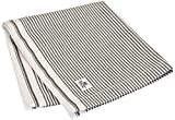 Lexington Oxford Striped Tisch, dark gray