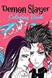 Demon Slayer Coloring Book: Japanese Anime Adult Cute Coloring Pages with Cute characters - Fun Japanese Cartoons and Relaxing kimetsu yaiba, mallbuch