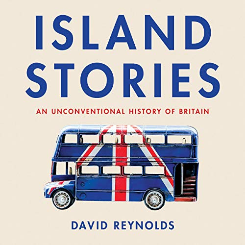 Island Stories audiobook cover art