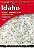 DeLorme® Idaho Atlas & Gazetteer (Delorme Atlas & Gazetteer)