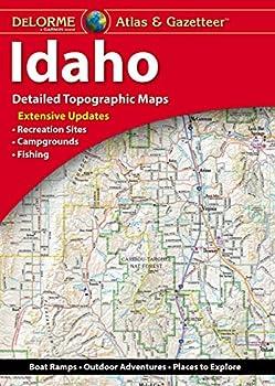 DeLorme Atlas & Gazetteer  Idaho