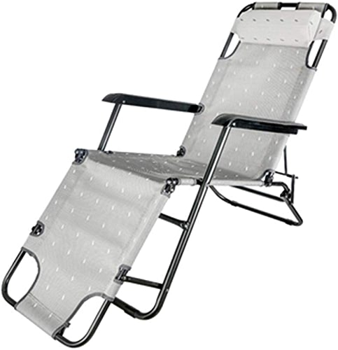 Zichen Chaise pliante Chaise de camping relaxante Chaise de relaxation Gravity, pliage ultra-léger portatif avec repose-tête, parfait for jardin camping voyage pêche randonnée pique-nique