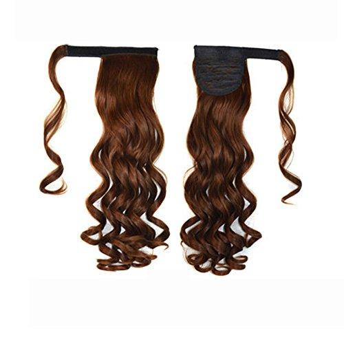 FORUU Wigs, 2020 Valentine's Day Surprise Best Gift For Girlfriend Lover Wife Party Under 5 Free delivery Real New Clip In Human Hair Extension Curly Pony Tail Wrap Around Ponytail