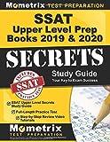 SSAT Upper Level Prep Books 2019 & 2020: SSAT Upper Level Secrets Study