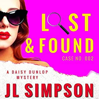 Lost & Found: A humorous private investigator murder mystery cover art
