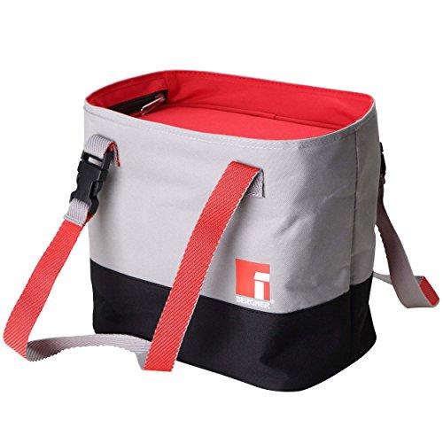 Picknicktasche Lunchtasche Einkaufstasche Kühltasche Frühstücksdose Wärme-Funktion (2 Lunchbox, Ausflugstasche, inkl. Picknick-Besteck, Camping-Tasche, Lunchbeutel, Kühlfunktion)