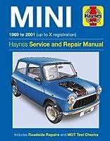 Haynes Mini 1969 to 2001 Up to X Registration (Haynes Service & Repair Manual)