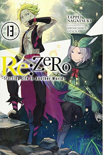 Re-Zero Starting Life in Another World Light Novel