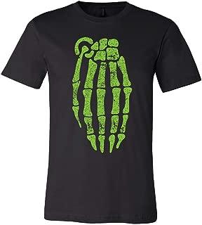 Jesse Pinkman's Hand Grenade Black Adult T-Shirt