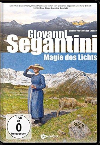 Giovanni Segantini - Magie des Lichts (inkl. Filmmusik-CD) [1 DVD + 1CD]
