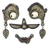By Mark & Margot - Tree Face Garden Gnome Massacre - Best Art Décor for Indoor Outdoor Home Or Office (Tree Face Lady)