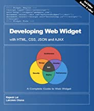 Developing Web Widget with HTML, CSS, JSON and AJAX