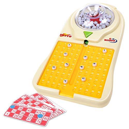 ColorBaby - Bingo eléctrico 48 cartones CBGames (25680)