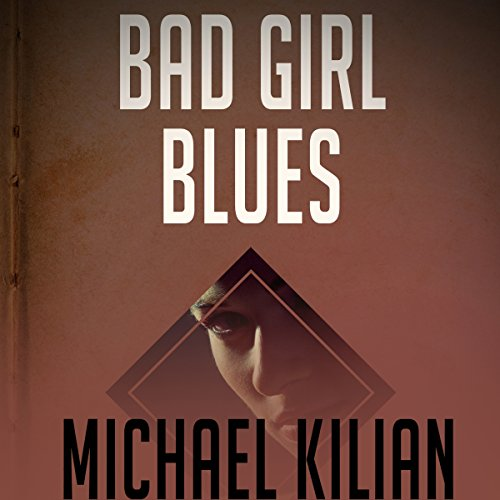 Bad Girl Blues  audiobook cover art