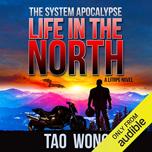 Life in the North: An Apocalyptic LitRPG cover art