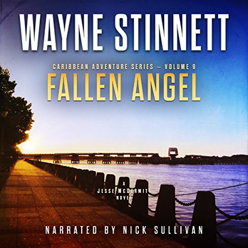 Fallen Angel: A Jesse McDermitt Novel audiobook cover art