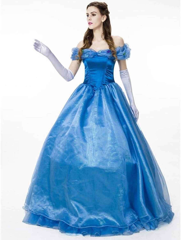 Olydmsky karnevalskostüme Damen Halloween Kostüm Prinzessin Kostüm Prom Leistung Abendkleid Kostüm Party Kostüm