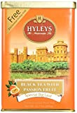Hyleys Premium Loose Leaf Black Tea with Passion Fruit - 14.11 Ounce (400g) (GMO Free, Gluten Free, Dairy Free, Sugar Free and 100% Natural)