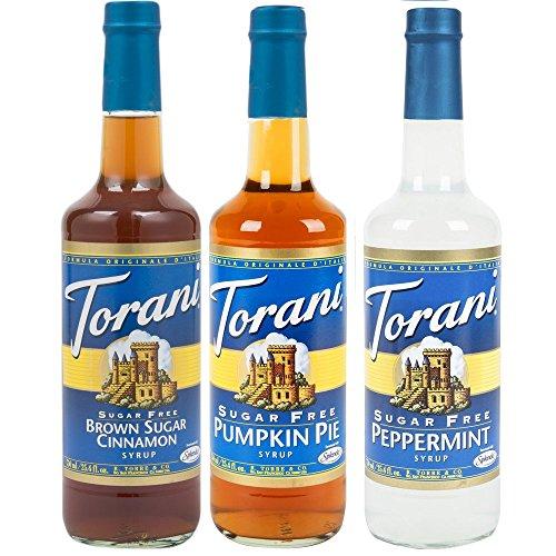 Torani Sugar Free Holiday(ii) Pack