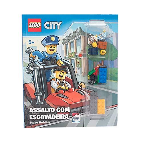 Lego® city: Assalto com escavadeira