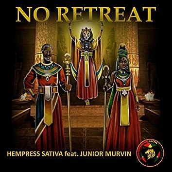 No Retreat (feat. Junior Murvin)