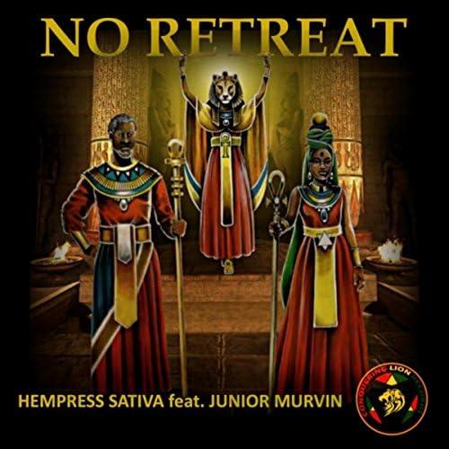 Hempress Sativa feat. Junior Murvin