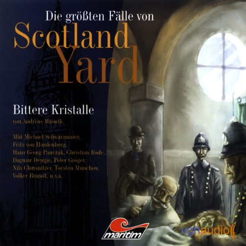 Bittere Kristalle  By  cover art