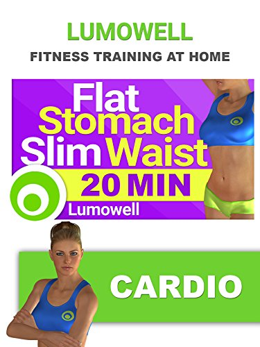 Cardio to Get a Flat Stomach and a Slim Waist - Burn Belly Fat, Lose Weight...
