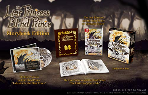 The Liar Princess and the Blind Prince (輸入版:北米) - Switch