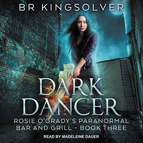Dark Dancer cover art