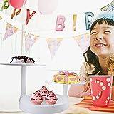 Zoom IMG-1 alzata per torta dolce supporti