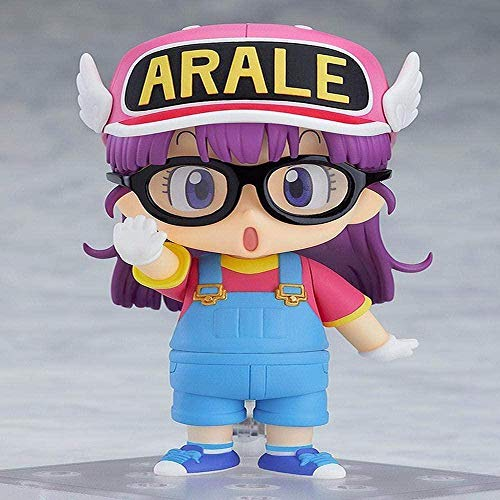 VNNY Anime Dragon Ball Z Dr. Slump Q Edition Modelo de Personaje Animado Decoración Estatua de Juguete