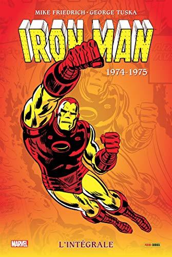 Iron-Man intégrale T09 1974-1975