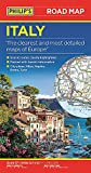Philip s Italy Road Map (Philip s Sheet Maps)