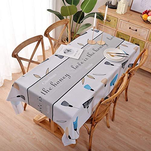 Toalha de mesa quadriculada retangular à prova de respingos Toalha de mesa listrada de ouro em poliéster lavável - Toalha de mesa sem rugas resistente a manchas para restaurante de festas137x220cm Inglês