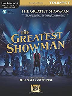 The Greatest Showman - Trumpet: Instrumental Play-Along