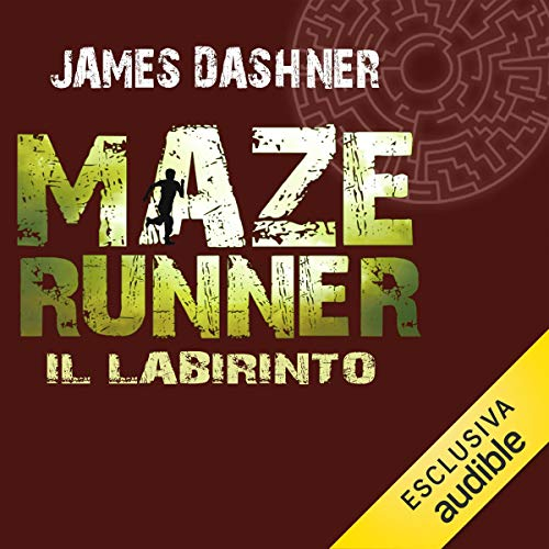 Il labirinto     Maze Runner 1              By:                                                                                                                                 James Dashner                               Narrated by:                                                                                                                                 Maurizio Di Girolamo                      Length: 11 hrs and 19 mins     3 ratings     Overall 3.7