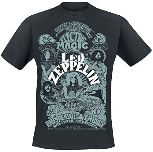 Led Zeppelin Electric Magic T-Shirt schwarz M